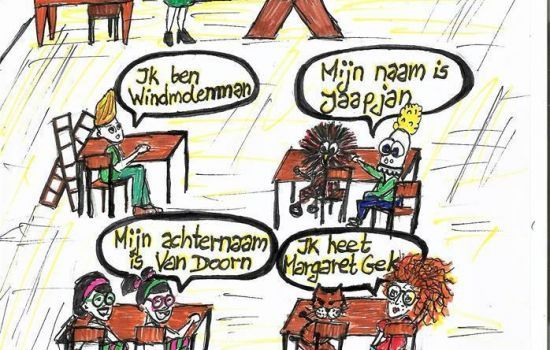 Przed Wami nasza pierwsza kreskówka językowa!